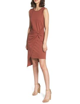 Twist Front Dress by Nordstrom