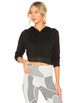 The Unstoppable Crop Hoodie by Strut This