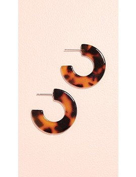 Norma Hoops by Shashi