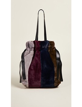 Nifty Drawstring Tote by Studio 33