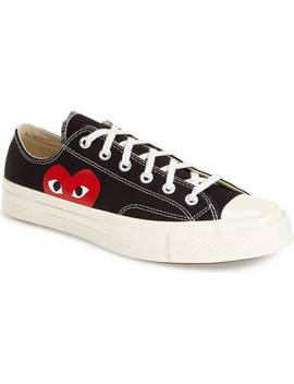 Comme Des Garçons Play X Converse Chuck Taylor® Low Top Sneaker by Nordstrom