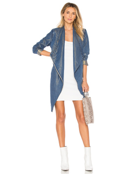 Stefie Draped Jacket by Soia & Kyo