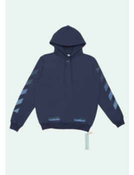 Blue Hoodie by Off White