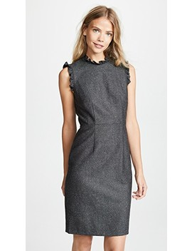 Herringbone Dress by Rebecca Taylor