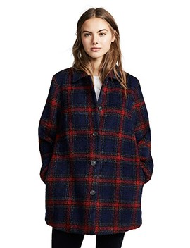 Colette Plaid Jacket by Velvet