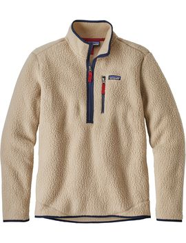 Patagonia Men's Retro Pile Fleece Pullover by Patagonia
