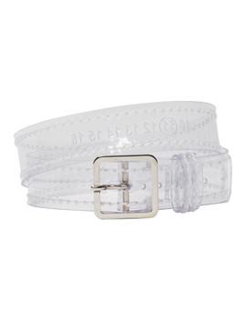 Transparent Wrap Bracelet by Maison Margiela