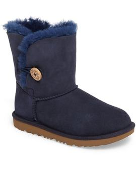 Bailey Button Ii Water Resistant Genuine Shearling Boot by Nordstrom
