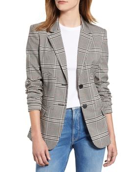 Plaid Blazer by Nordstrom