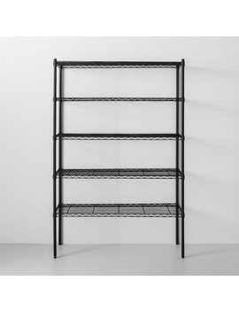 5 Tier Wide Wire Shelf   Made By Design™ by Made By Design™