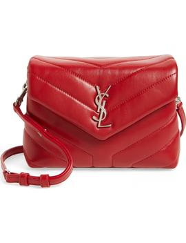Toy Loulou Calfskin Leather Crossbody Bag by Nordstrom