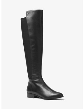 Bromley Nappa Leather Boot by Michael Michael Kors