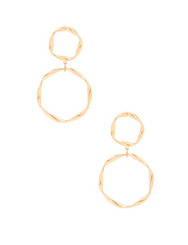Hella Hoop Earring by 8 Other Reasons