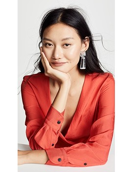 Beam Earrings by Rachel Comey