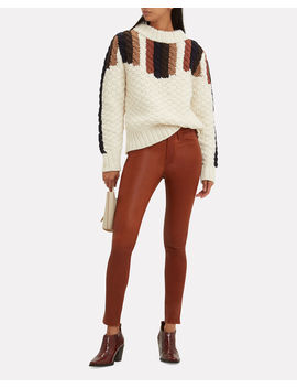 Aspen Knit Sweater by Sea