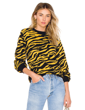X Revolve Tiger Sweater by House Of Harlow 1960