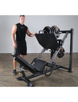 Powertec Leg Press by Powertec Fitness