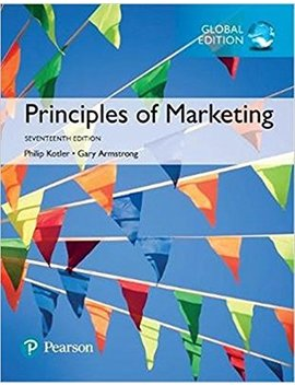 Principles Of Marketing, Global Edition by Philip T. Kotler
