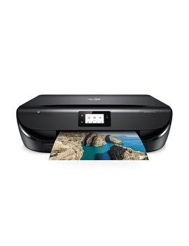 Hp Envy 5030 – Impresora Multifunción Inalámbrica (Tinta, Wi Fi, Copiar, Escanear, 1200 X 1200 Ppp, Modo Silencioso, Incluido 4 Meses De Hp Instant Ink) Color Negro by Hp