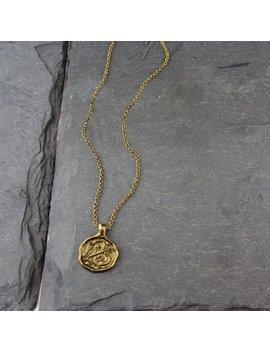 Sagittarius  Zodiac Necklace by Un Xjewelry
