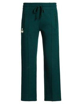 Dobbs Straight Leg Track Pants by Isabel Marant Étoile