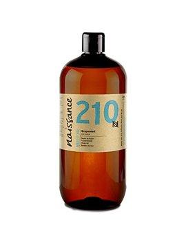 Naissance Semillas De Uva   Aceite Vegetal 100% Puro   1 Litro by Naissance