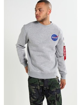 Space Shuttle    Sweater by Alpha Industries