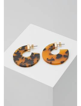 Pclisa Earrings Key   Ohrringe   Gold by Pieces