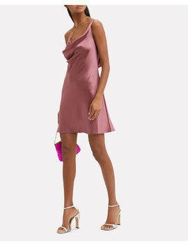 Embellished Strap Mini Dress by Cushnie Et Ochs