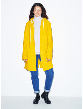 Unisex Duckie Coat by American Apparel