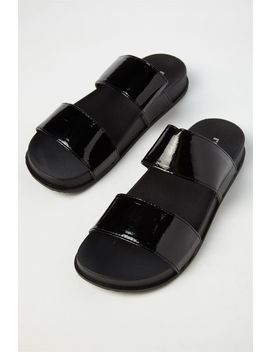 Baillie Double Strap Slide by Cotton On