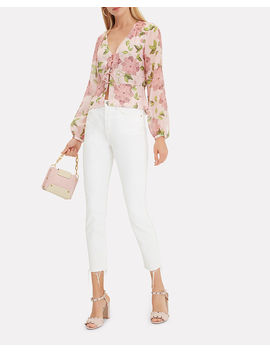 Chandler Printed Top by Intermix
