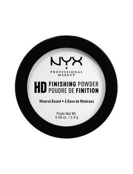 Nyx Professional Makeup High Definition Finishing Powder Mini, Translucent by Nyx Professional Makeup