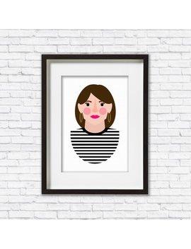 Custom Portrait • Digital Portrait • Art Portrait • Family Art • Custom Digital Portrait by The Gin Fox