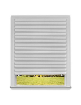 Redi Shade Light Filtering Cordless Paper Window Shade by Bed Bath And Beyond
