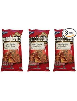 Sabritas Mexican Chips Large Bag (3 Pack) (Botanas Mexicanas Bolsa Grande) ((3  Pack) Rancheritos 5.65 Oz) by Sabritas