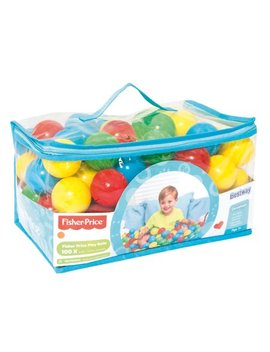 Fisher Price 2.2 Inches 100 Play Balls by Fisher Price