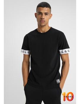 On Sleeve Tee   T Shirt Print by Calvin Klein Jeans