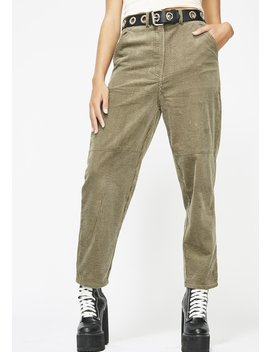 Bustin' Moves Corduroy Pants by Current Air