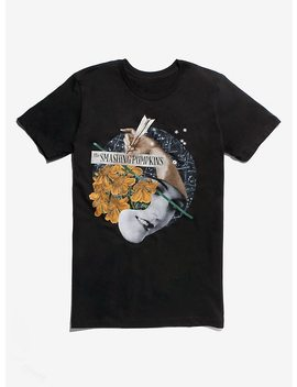 The Smashing Pumpkins Flowers T Shirt by Hot Topic