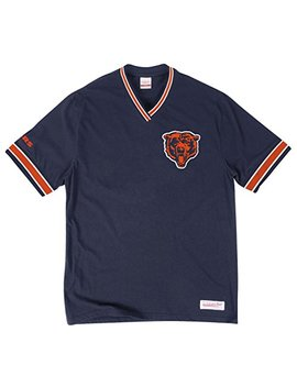 """Chicago Bears Mitchell & Ness Nfl """"Win"""" Vintage Premium T Shirt by Mitchell & Ness"""