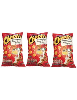 Sabritas Mexican Chips Large Bag (3 Pack) (Botanas Mexicanas Bolsa Grande) ((3  Pack) Cheetos... by Sabritas