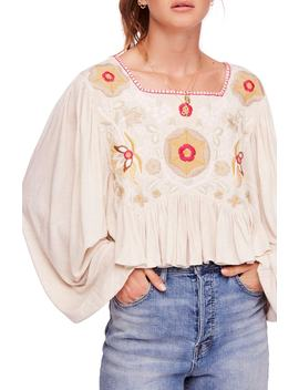 Claudine Peasant Top by Free People