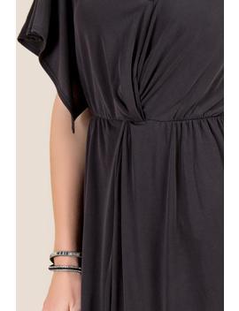 Danielle V Neck Knit Dress by Francesca's