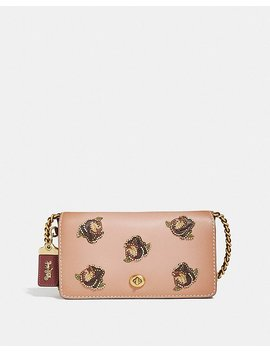 Dinky With Rose Applique by Coach