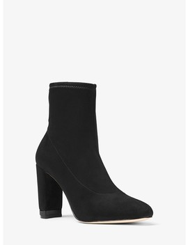 Mandy Stretch Ankle Boot by Michael Michael Kors