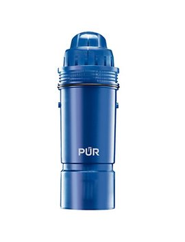 Pur Basic Water Pitcher Replacement Filter, 2 Stage, 2 Pack, Filter Replacements For Pur Water Filter Pitchers, Reduced Chlorine Taste And Odor, Filters Provide 40 Gallons/2 Months Of Filtered Water by Pur
