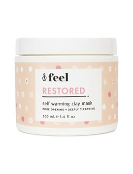 Feel Restored Warming Facial Mask | Clay by Feel