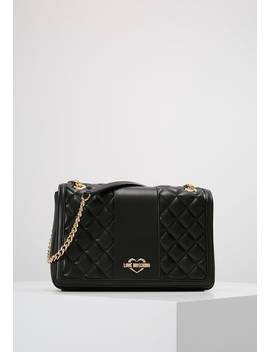 Quilted Shoulder Bag   Handtasche by Love Moschino