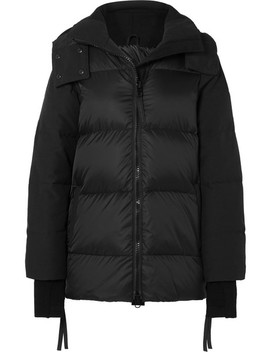 Whitehorse Quilted Shell Down Coat by Canada Goose
